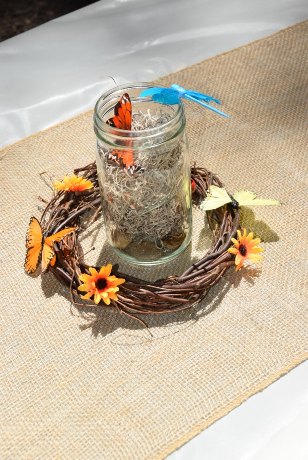 Woodland Fairy Centerpieces